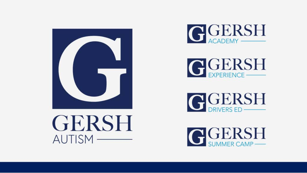 Gersh Autism New Logos