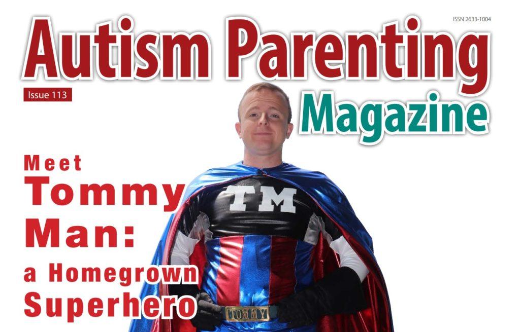 Autism Parenting Magazine Cover